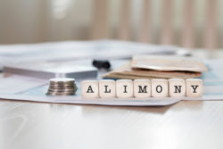 how do I get alimony in new jersey