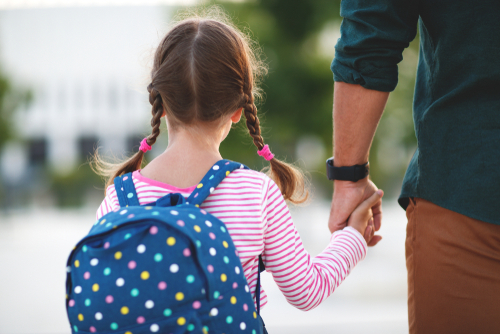 Navigating the Back-to-School Decision with Your Ex